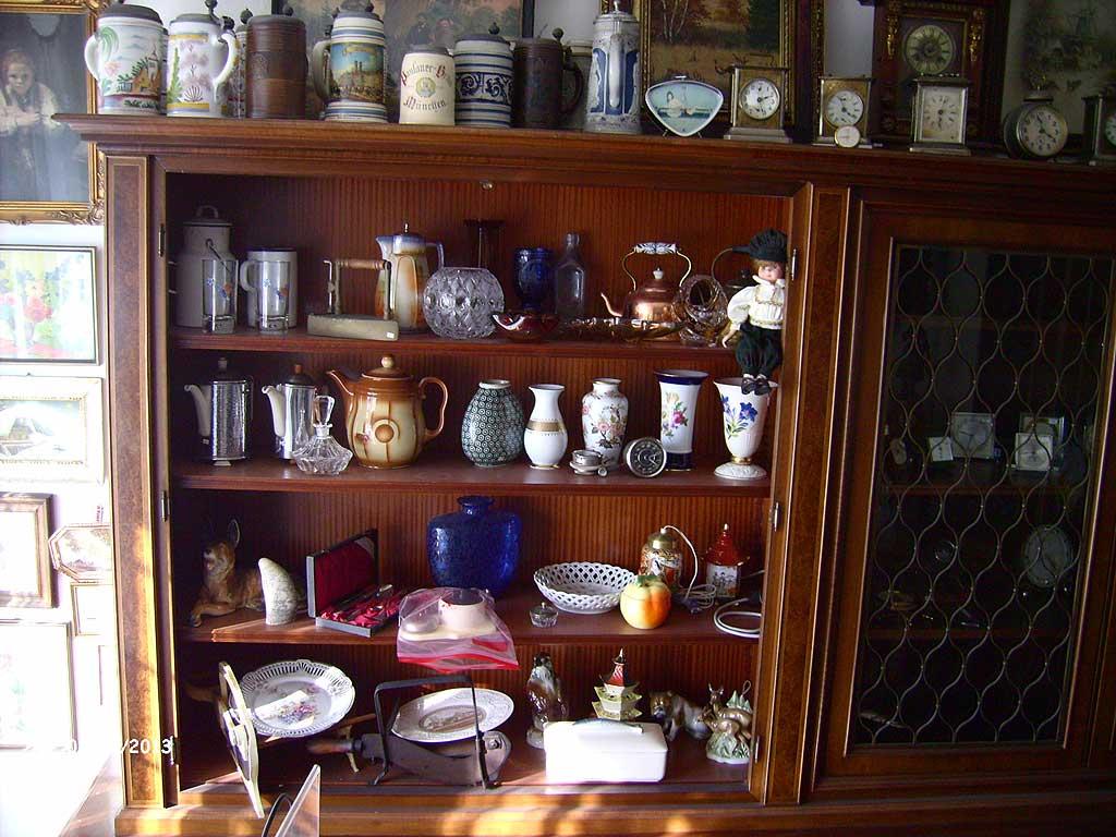 Antiquitäten Herford Kallis Antikladen